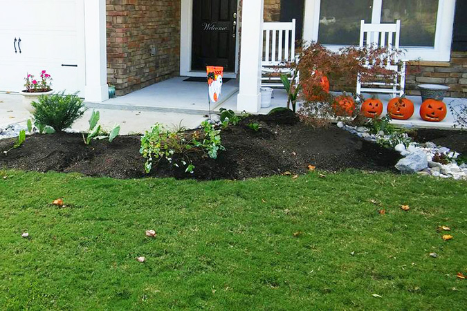 After Landscaping 1
